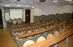 University of Nicosia Classroom